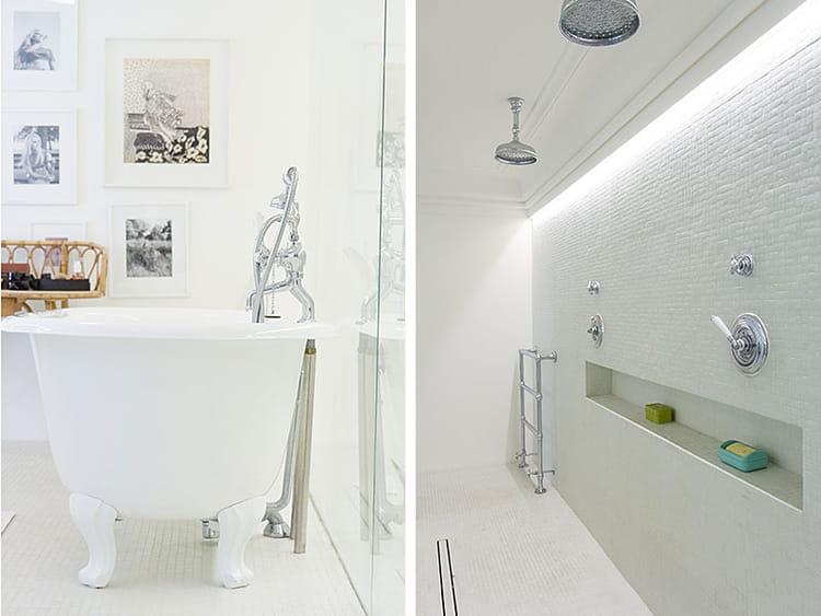 Une grande douche l 39 italienne - Grande douche italienne ...