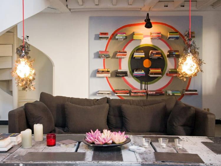 s jour taupe avec touche de couleurs vives couleur taupe 12 ambiances douces et neutres. Black Bedroom Furniture Sets. Home Design Ideas