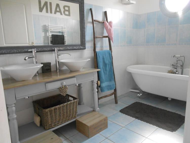 La salle de bains des enfants - Salle de bains enfant ...