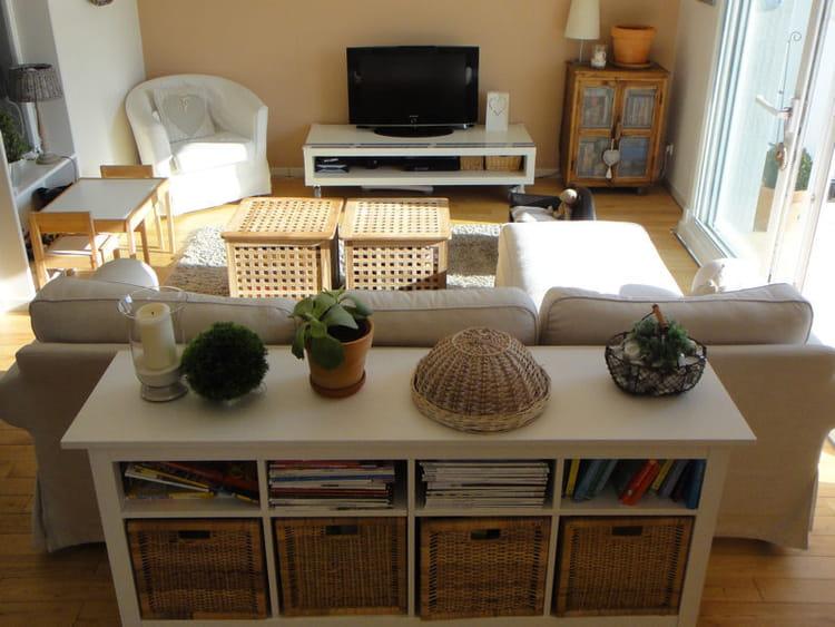 un salon couleur sable visitez la maison de sophie