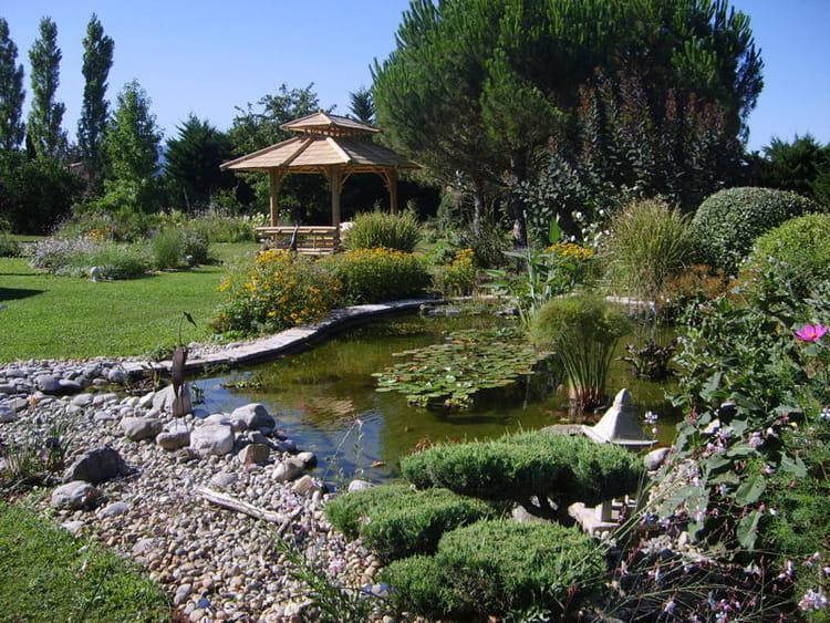 Appel au calme for Accessoire jardin japonais