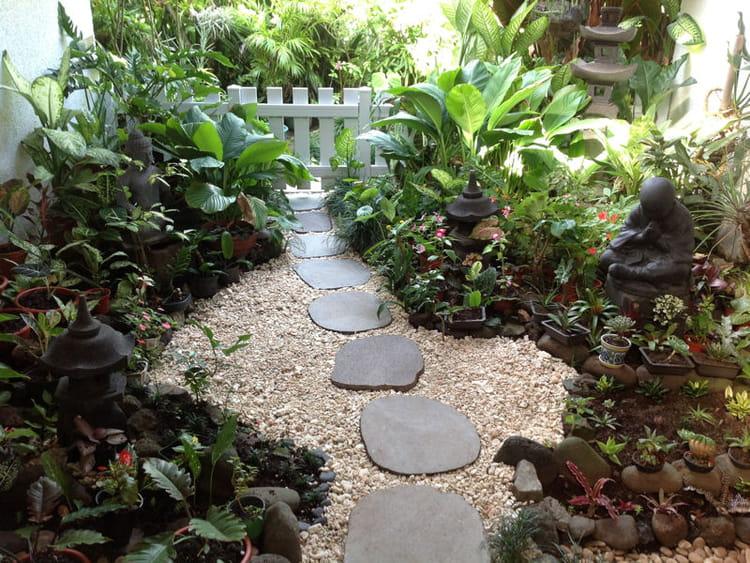 Vos plus beaux jardins japonais journal des femmes - Plantes jardin japonais ...