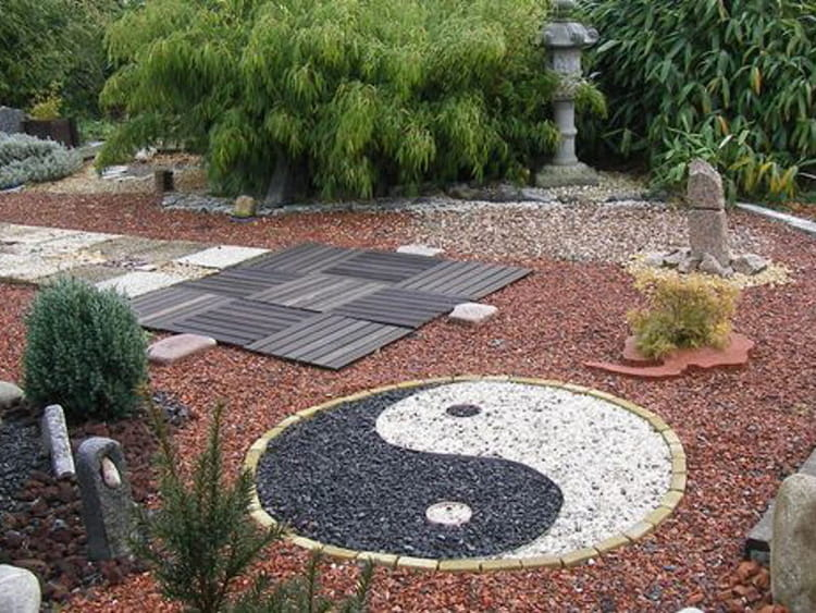 Un jardin japonisant - Deco jardin journal des femmes toulouse ...