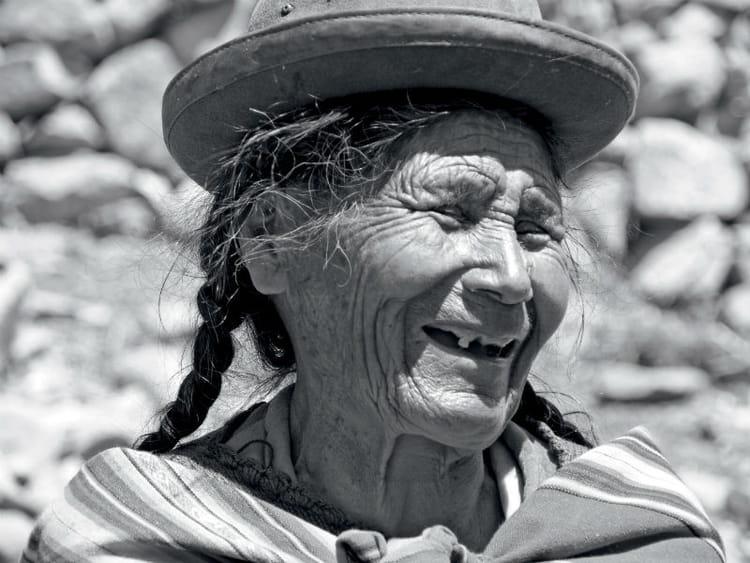 rencontre femme bolivienne