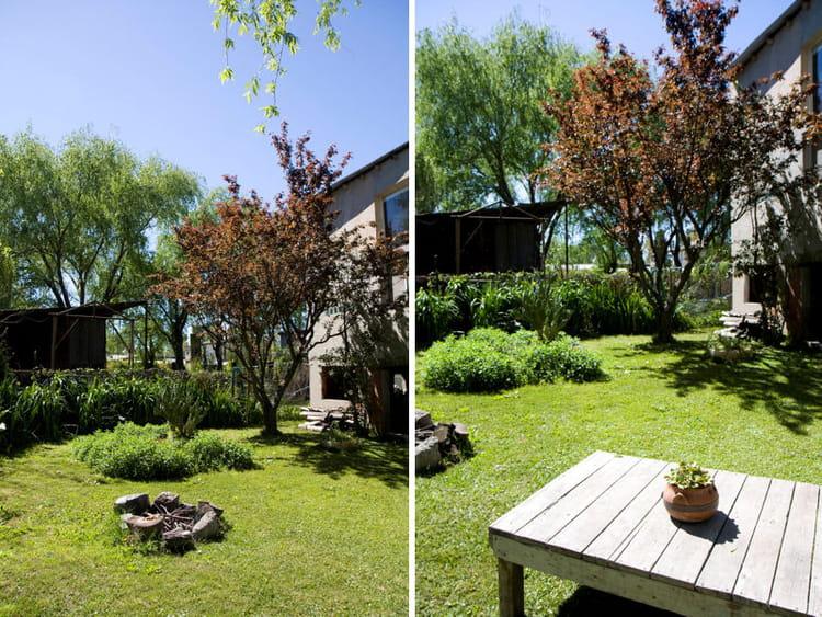 Un jardin verdoyant une maison pleine de vie avec un jardin verdoyant journal des femmes - Une maison un jardin berthenay versailles ...