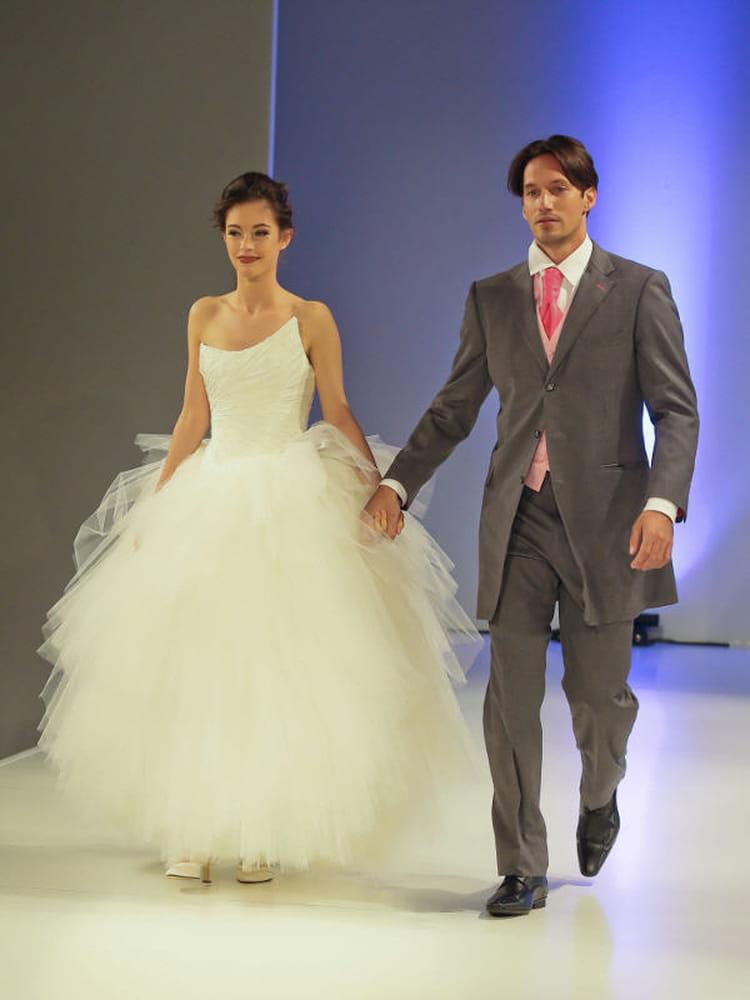 ... de robes de mariée au Grand Salon du Mariage de Paris - Journal des