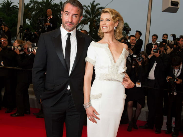 Couple glamour jean dujardin alexandra lamy 10 ans d for Dujardin vetements
