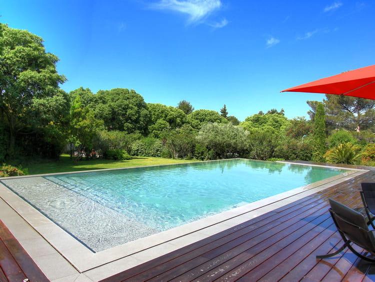 Piscine d 39 exception troph e d 39 argent troph es de la piscine 2013 - Les plus belle piscine ...