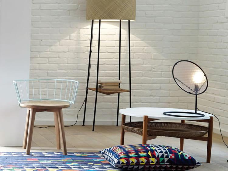 table basse de gallery s bensimon pour la redoute la redoute donne carte blanche gallery s. Black Bedroom Furniture Sets. Home Design Ideas