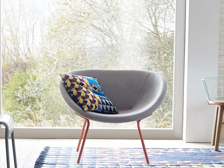 coussin de gallery s bensimon pour la redoute la redoute donne carte blanche gallery s. Black Bedroom Furniture Sets. Home Design Ideas