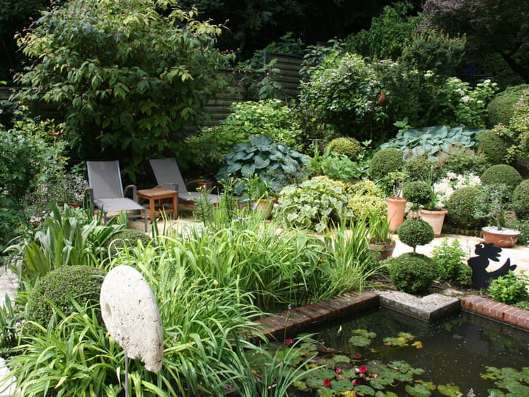 Jardin de d tente cinq jardins visiter en 2014 - Deco jardin journal des femmes toulouse ...