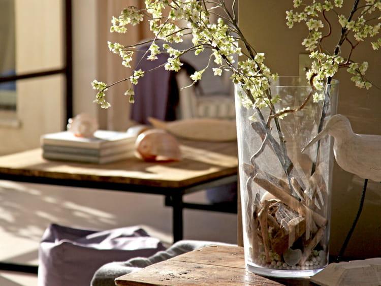 Bois flott for Bouquet bois flotte