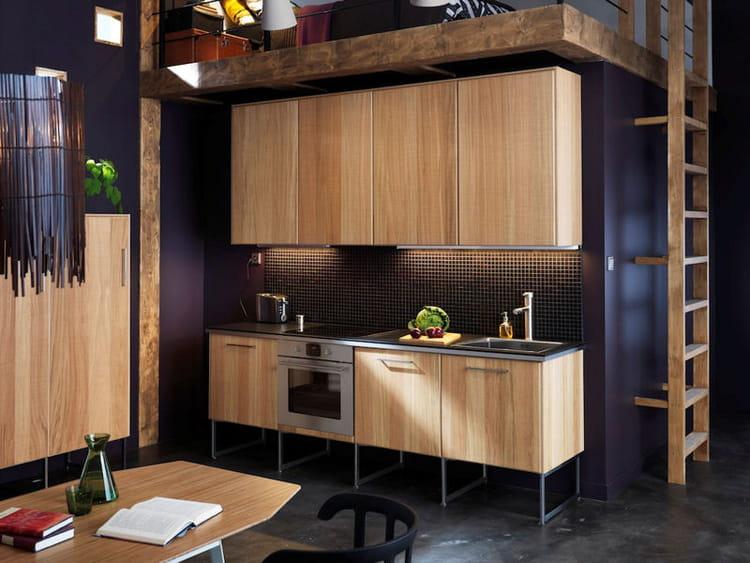 une cuisine sur pieds cuisine la nouvelle metod d 39 ikea journal des femmes. Black Bedroom Furniture Sets. Home Design Ideas