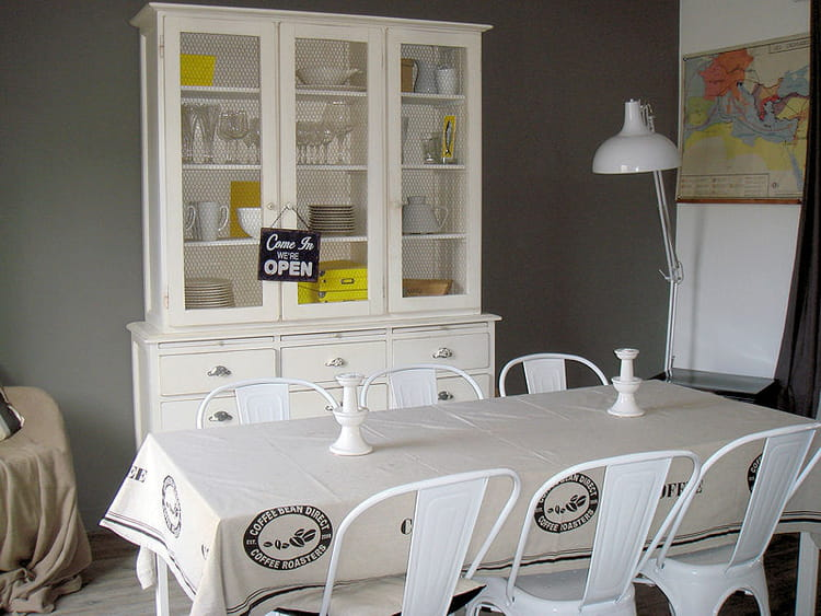 salle manger fly blanche - Salle A Manger Fly Blanc