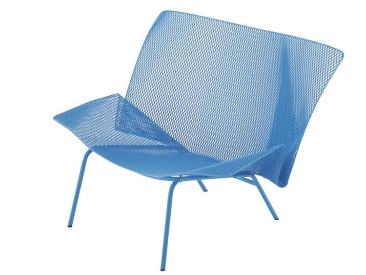 fauteuil grillage de cinna. Black Bedroom Furniture Sets. Home Design Ideas