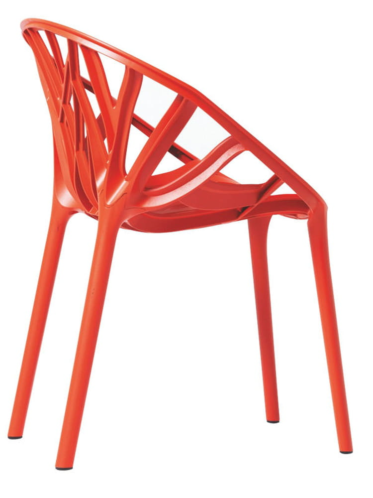chaise vegetal de vitra foire de paris nous convie une valse de chaises journal des femmes. Black Bedroom Furniture Sets. Home Design Ideas