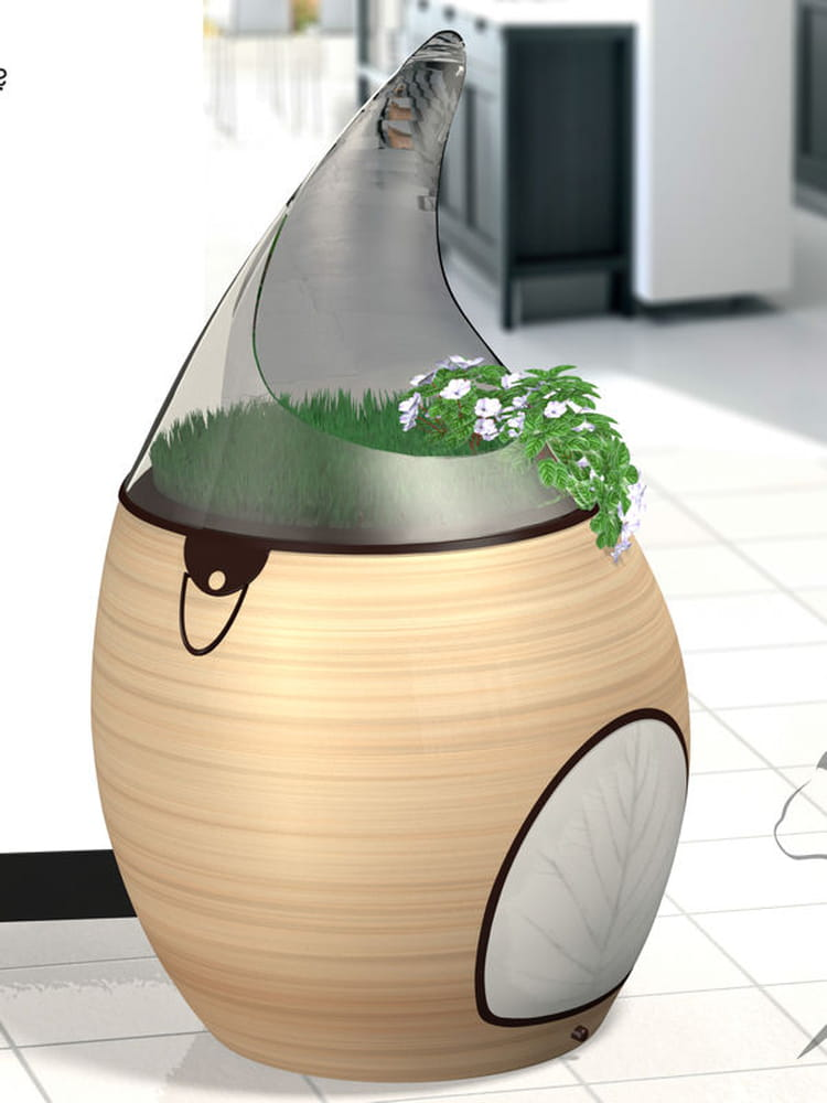 le bac liti re de priscilla prioulet prix du design durable d 39 ing nieuses cr ations. Black Bedroom Furniture Sets. Home Design Ideas