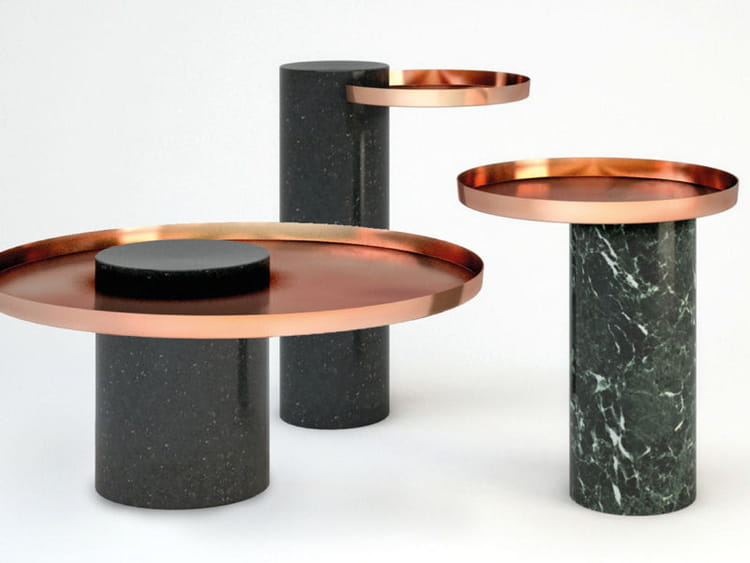 table basse salute chiara colombini chercheuse de p pites d 39 or en d co journal des femmes. Black Bedroom Furniture Sets. Home Design Ideas
