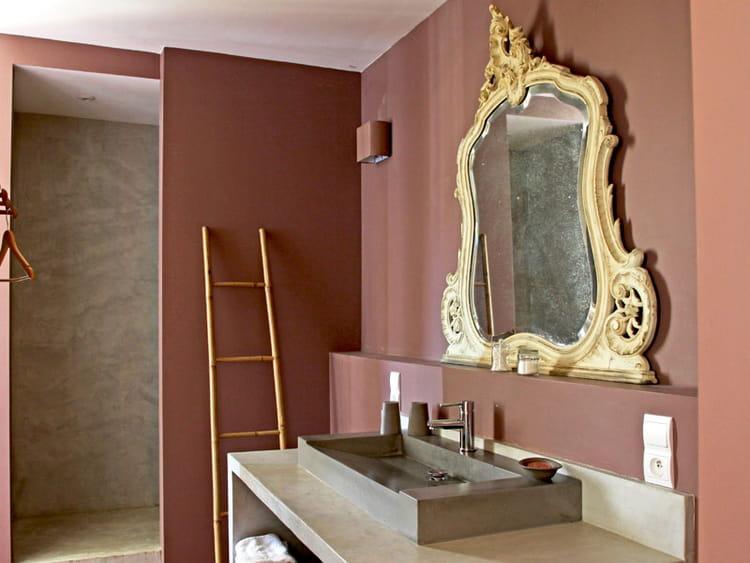 chic et charme en ville une maison l 39 ambiance bucolique journal des femmes. Black Bedroom Furniture Sets. Home Design Ideas
