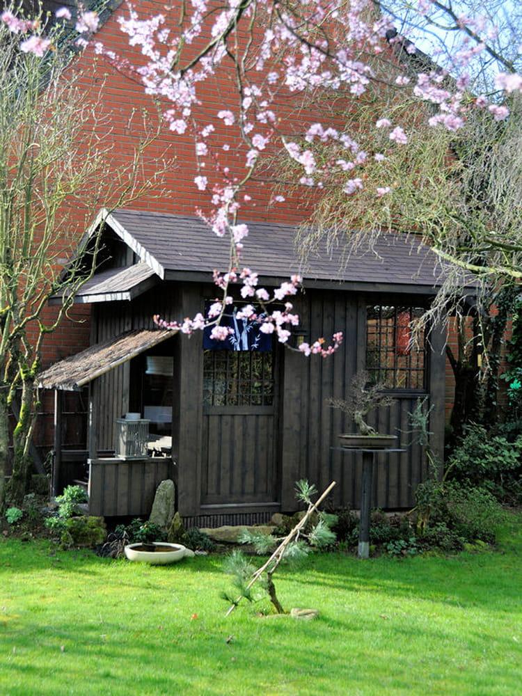 Ces cabanes au fond du jardin journal des femmes for Cabanes de jardin