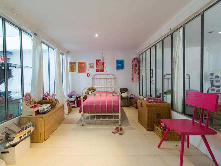 Entour e de verri res des chambres d 39 enfant croquer journal des femmes for Pinterest chambre enfant verriere
