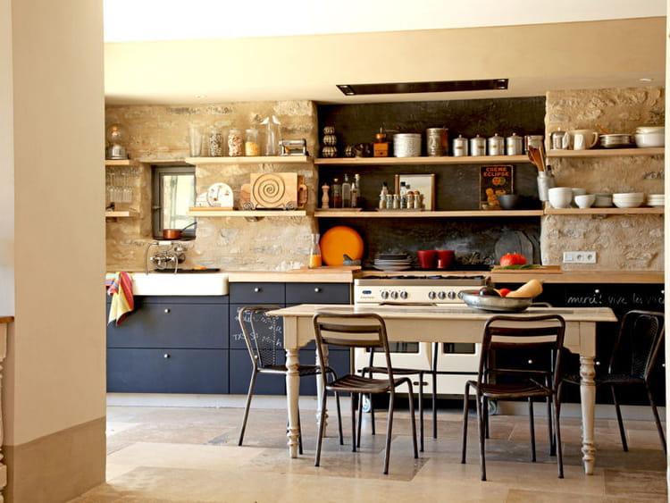 des cuisines comme on en r ve journal des femmes. Black Bedroom Furniture Sets. Home Design Ideas