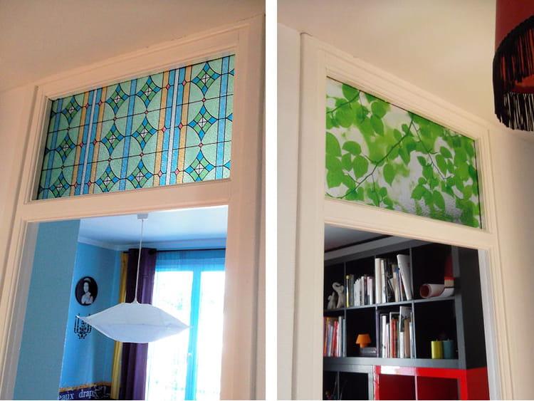 vitres home made visitez la maison de fred journal des femmes. Black Bedroom Furniture Sets. Home Design Ideas