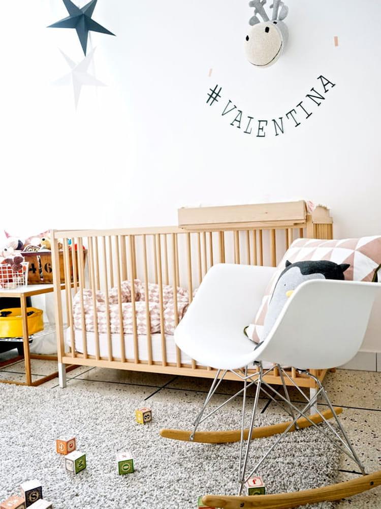 Douceur et jeux dans la chambre d'enfant  Un appart' qui mixe déco v