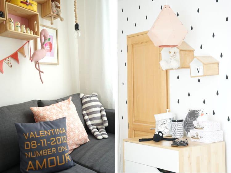 Deco Chambre Style Scandinave. . Chambre Scandinave. Chambre Adulte ...
