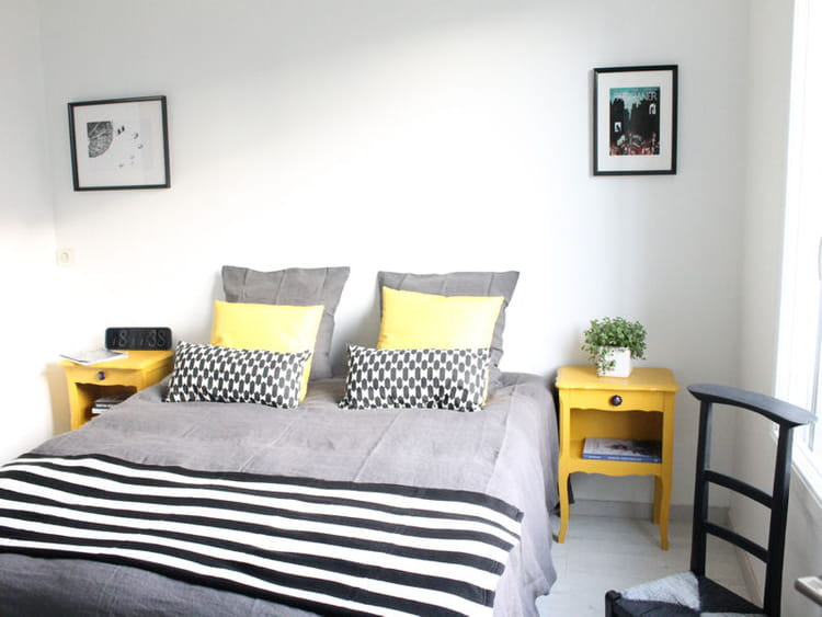 Best chambre jaune blanc pictures home ideas 2018