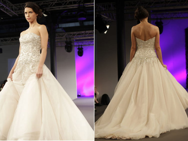 Robe de mari e san patrick grand salon du mariage 2014 for Hors des robes de mariage san francisco