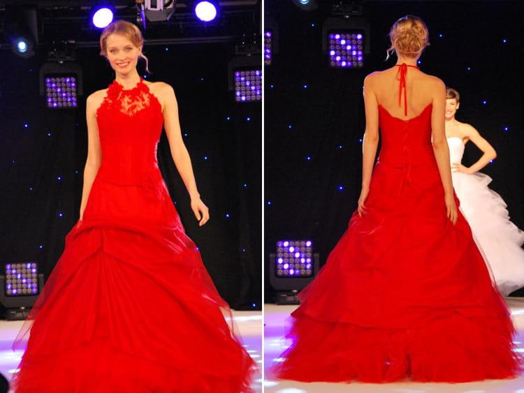 tati mariage robe rouge - Tati Mariage Marseille