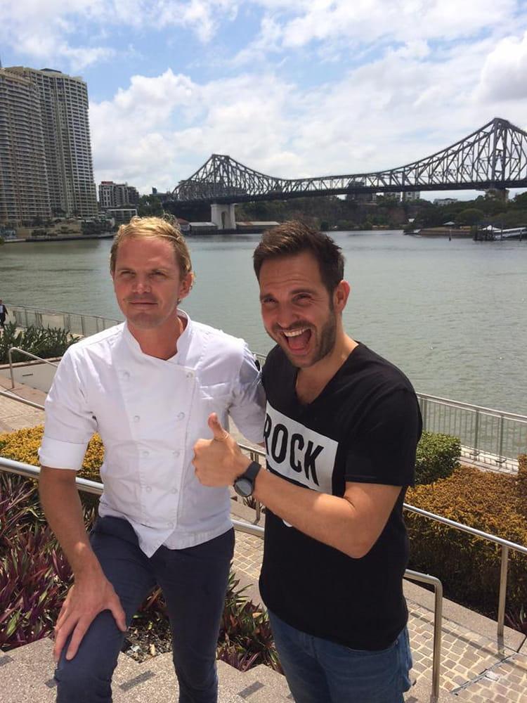Christophe michalak en australie insta 39 chef dans l 39 intimit des chefs journal des femmes - Cours de cuisine christophe michalak ...