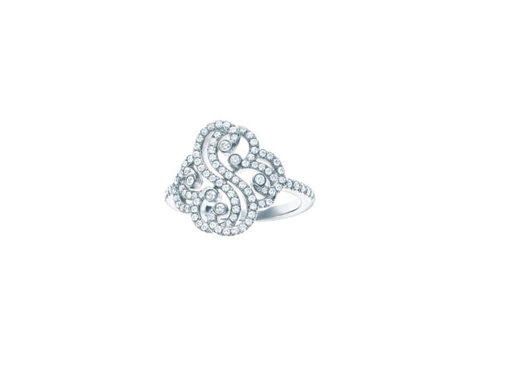 Bague Double Coeur Tiffany  Co : 16 bagues de fiançailles ...