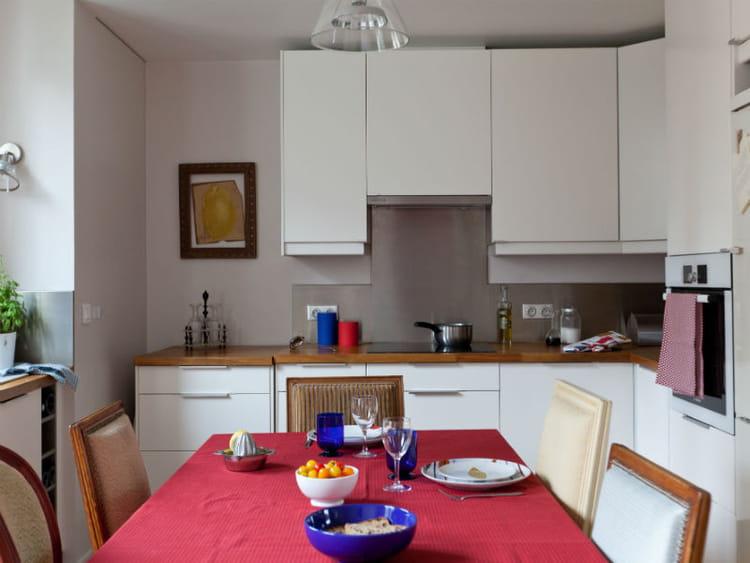 Une petite cuisine bien pens e for Petite cuisine bien agencee
