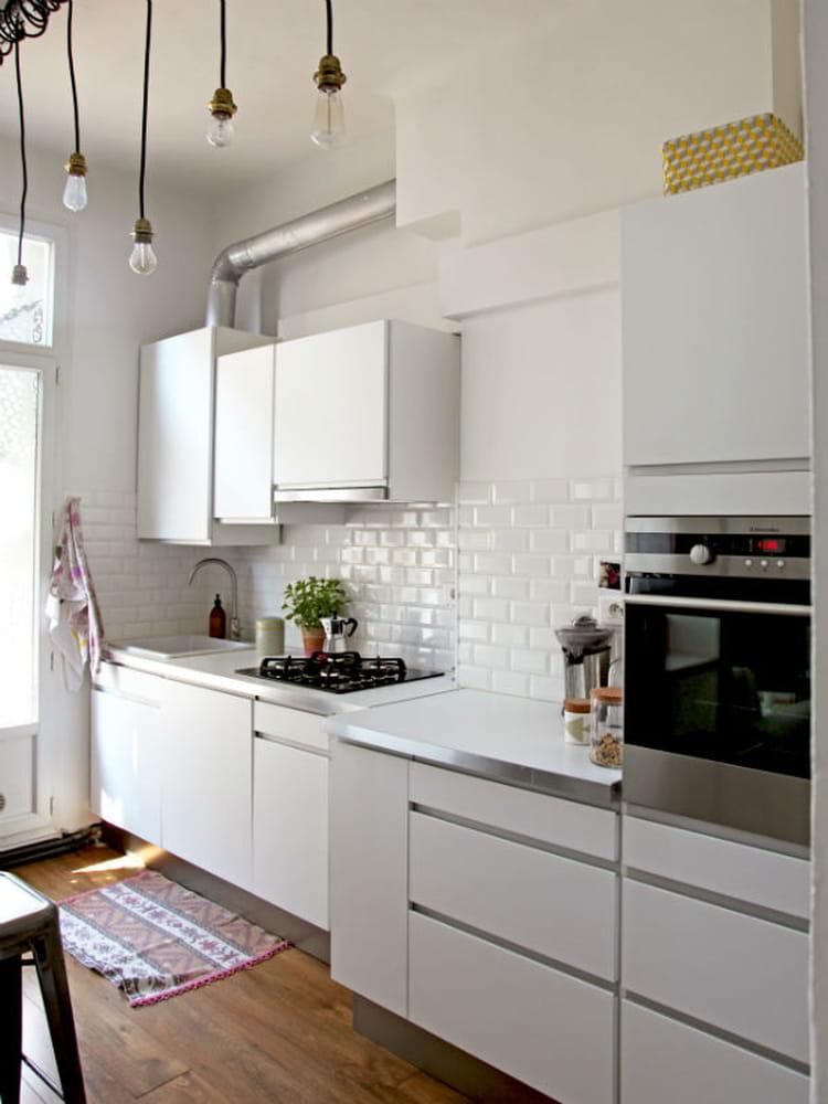 des meubles classiques pour une cuisine originale les cuisines ikea en situation journal des. Black Bedroom Furniture Sets. Home Design Ideas