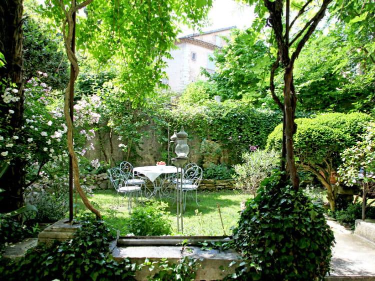 Des jardins de ville qu 39 on envie journal des femmes - Petit jardin de ville ...