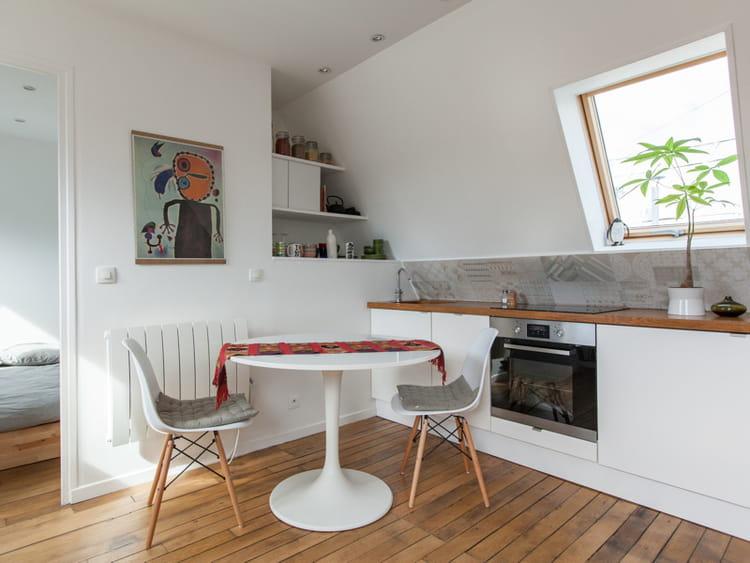 une cuisine ouverte gain de place 40 cuisines ouvertes