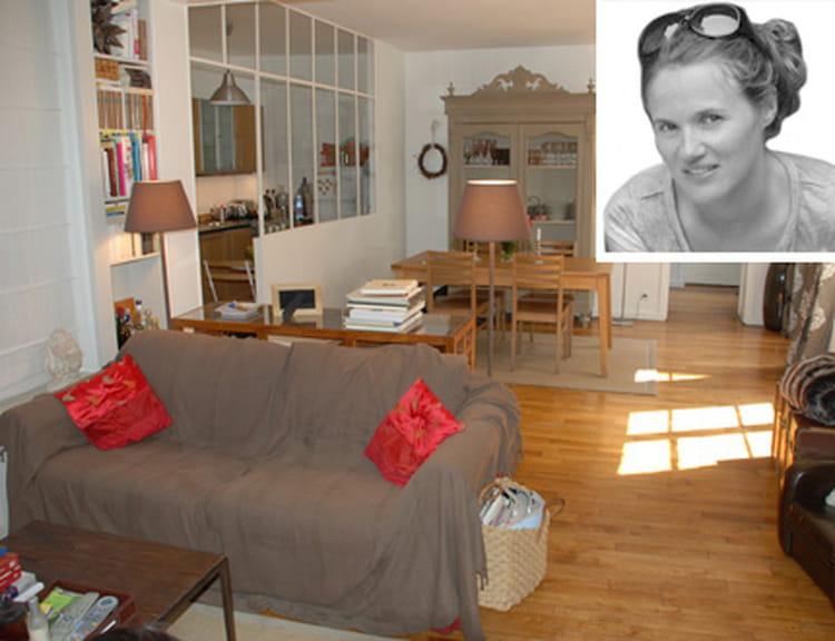visitez la maison de st phanie. Black Bedroom Furniture Sets. Home Design Ideas