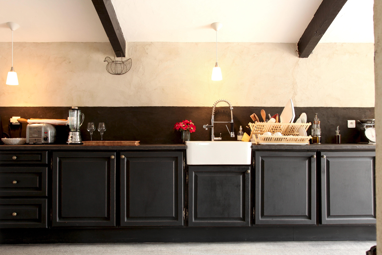 awesome relooker une cuisine en bois ideas - amazing home design