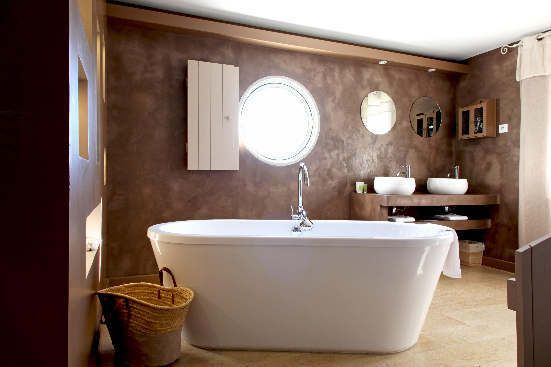 Espace bains : Une maison aux ambiances déco éclectiques - Journal ...