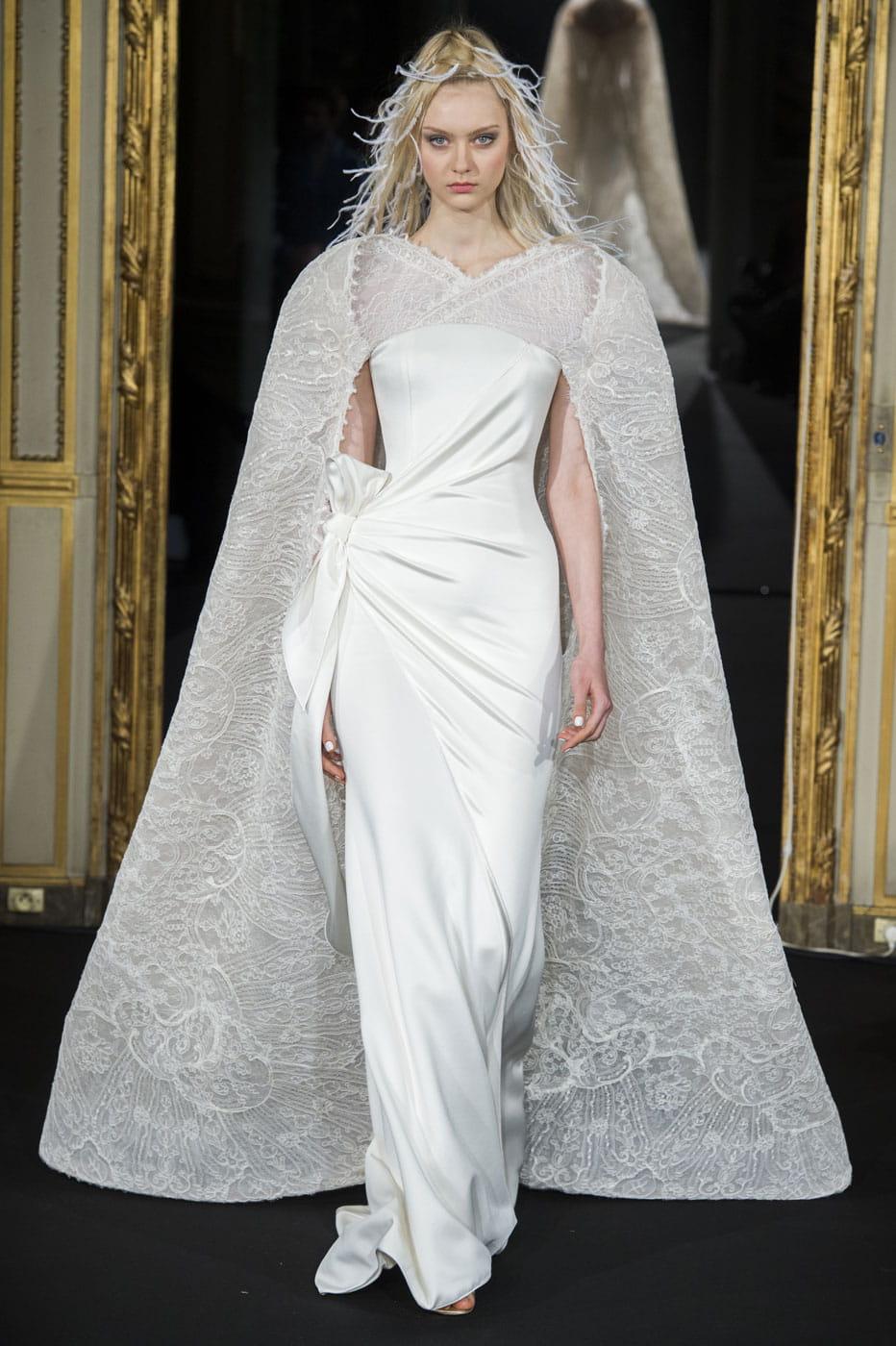 Robe de mari e alexis mabille atypique haute couture for Prix de robe de mariage en or georges chakra