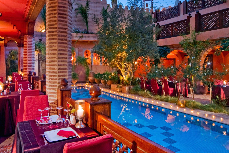 La maison arabe marrakech authentique unique magique - A la maison en arabe ...