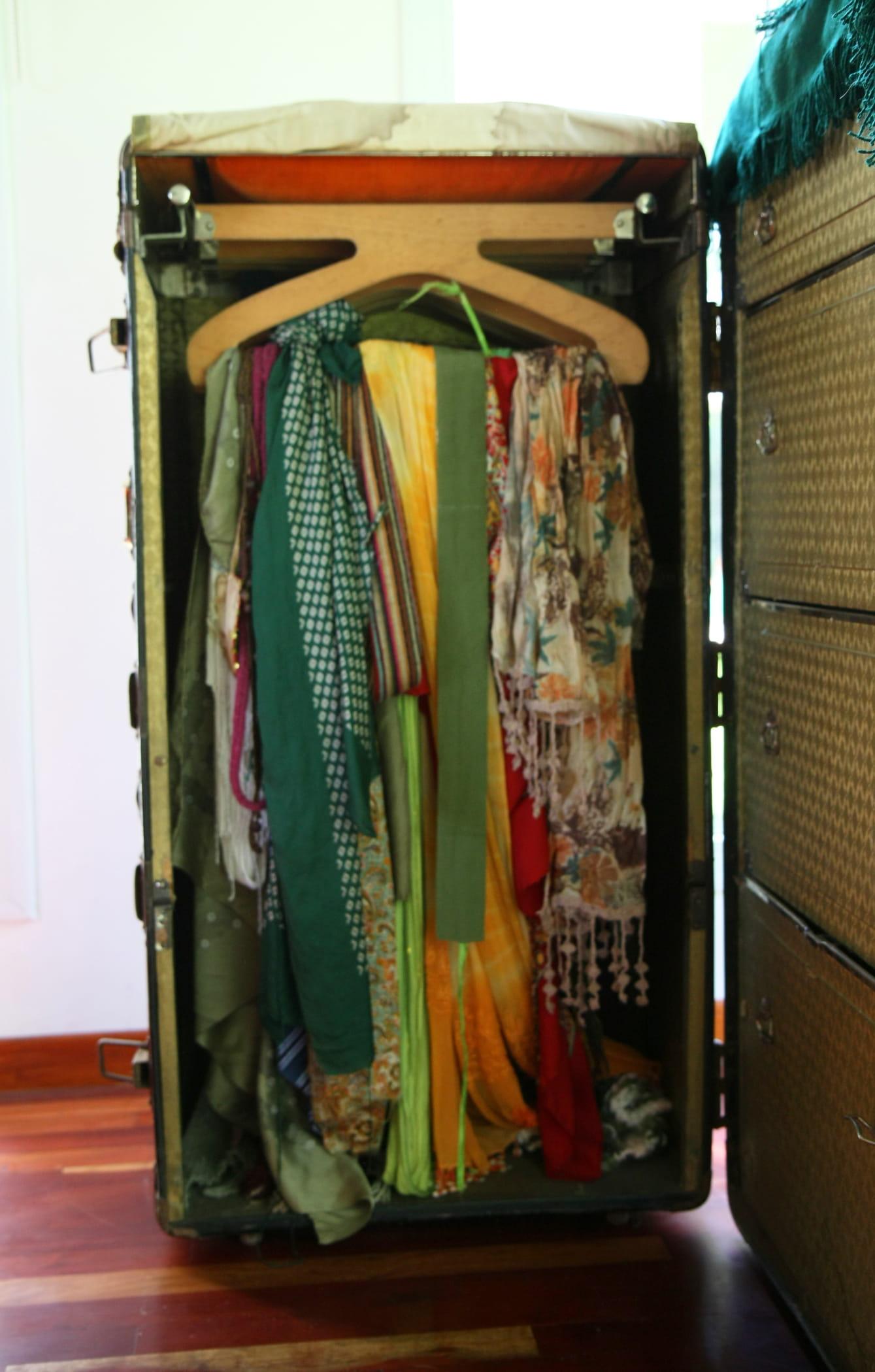 Un range foulard - Rangement pour foulard ...