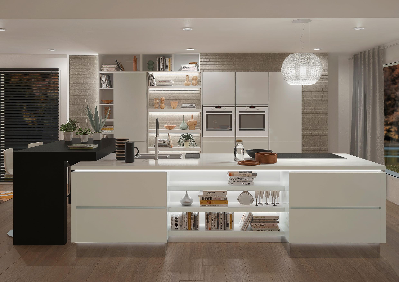 cuisine majano ixina. Black Bedroom Furniture Sets. Home Design Ideas
