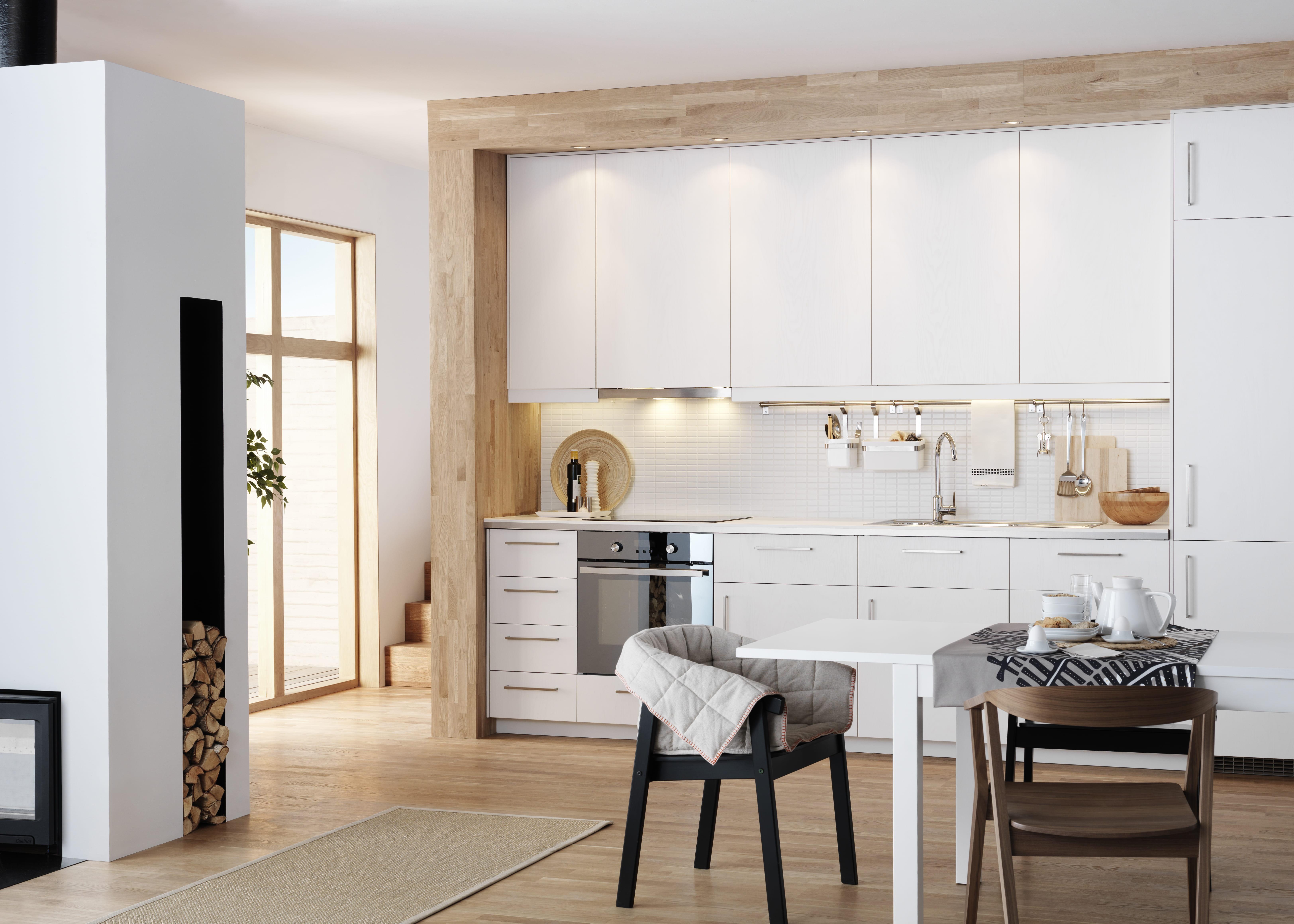Cuisine Metod  Râsdal IKEA  Cuisine  32 nouveautés faciles à
