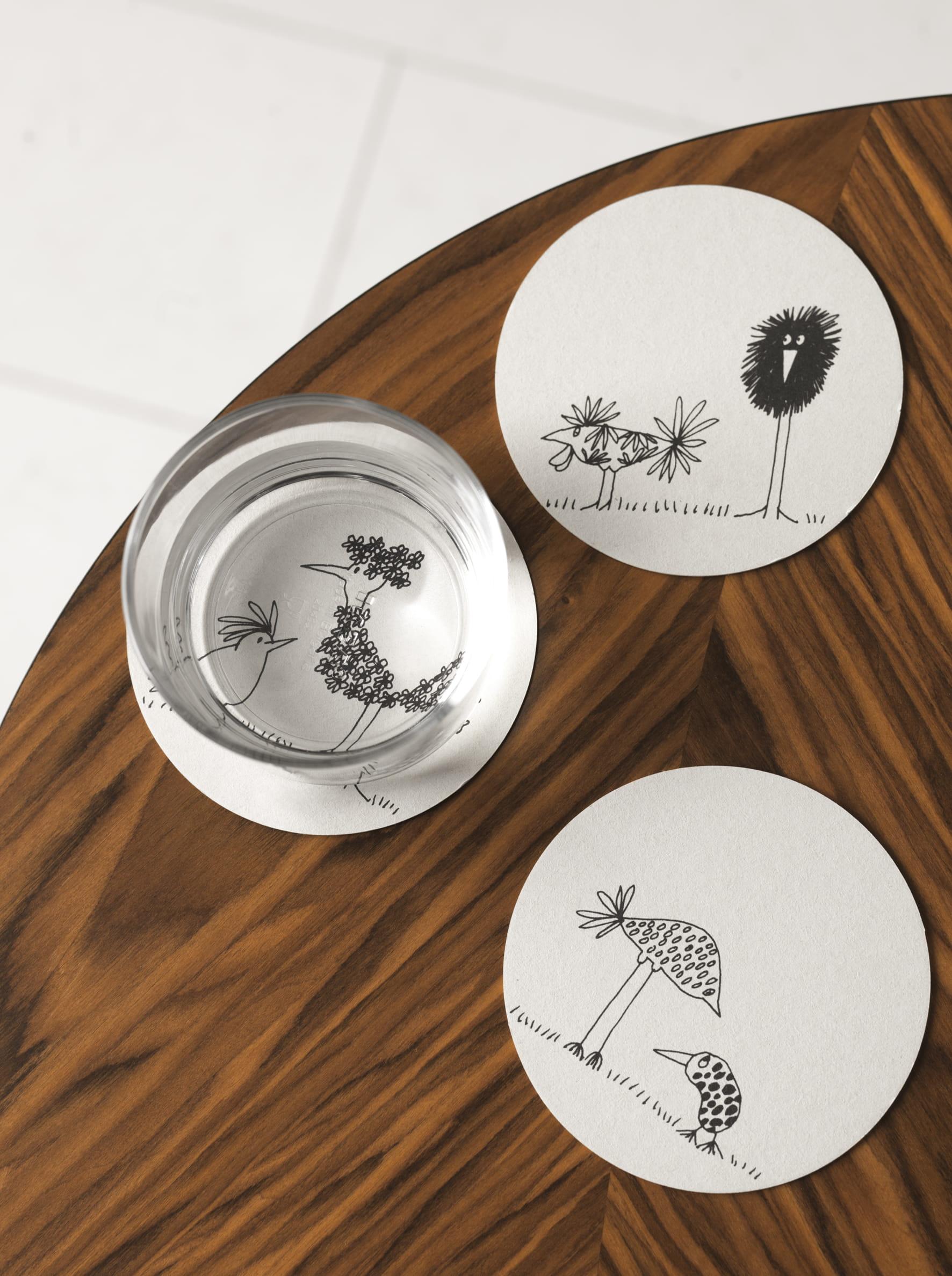 sous verre onskedrom ikea ikea une collection sous le signe du dessin journal des femmes. Black Bedroom Furniture Sets. Home Design Ideas