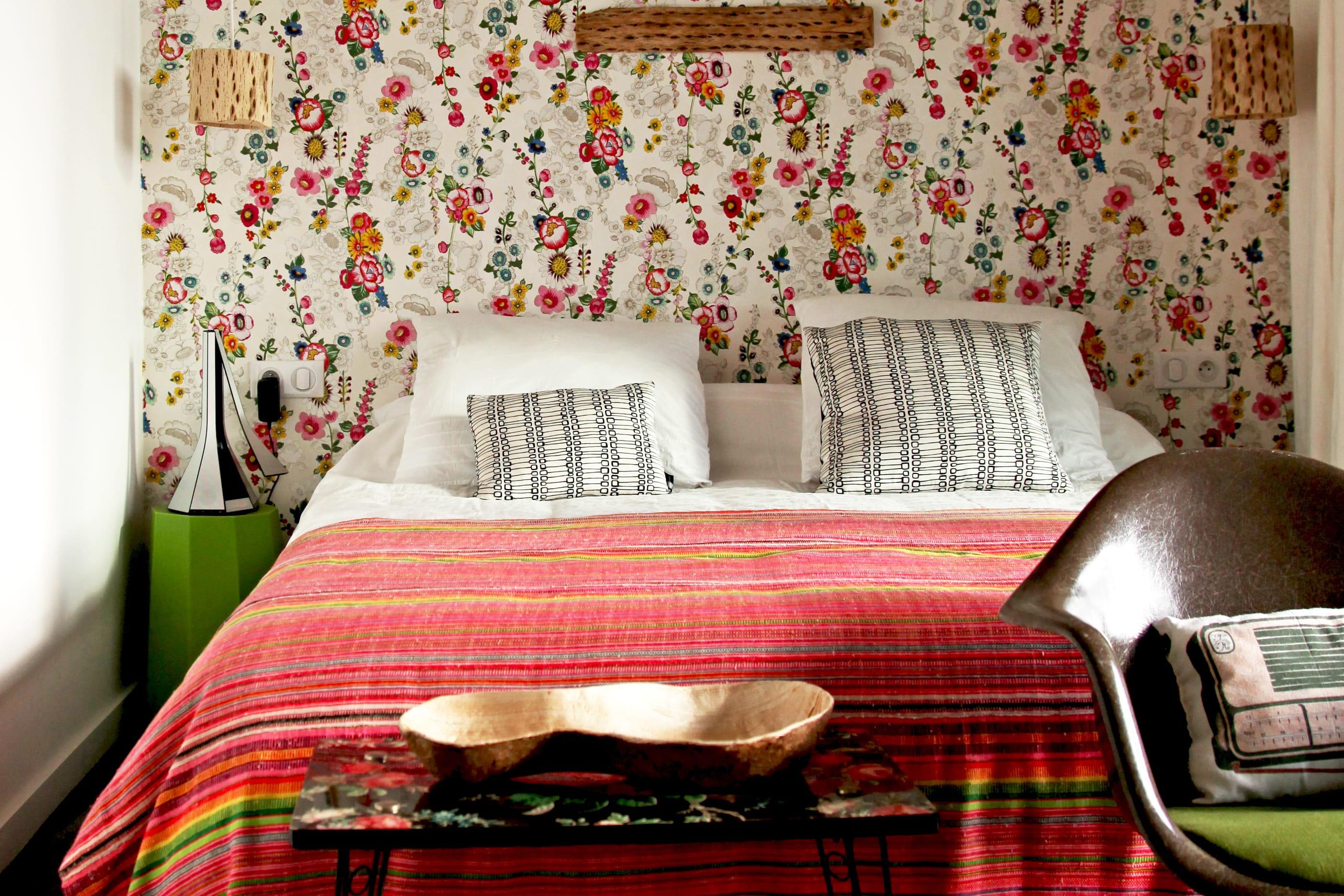 le style boh me chic en d co journal des femmes. Black Bedroom Furniture Sets. Home Design Ideas