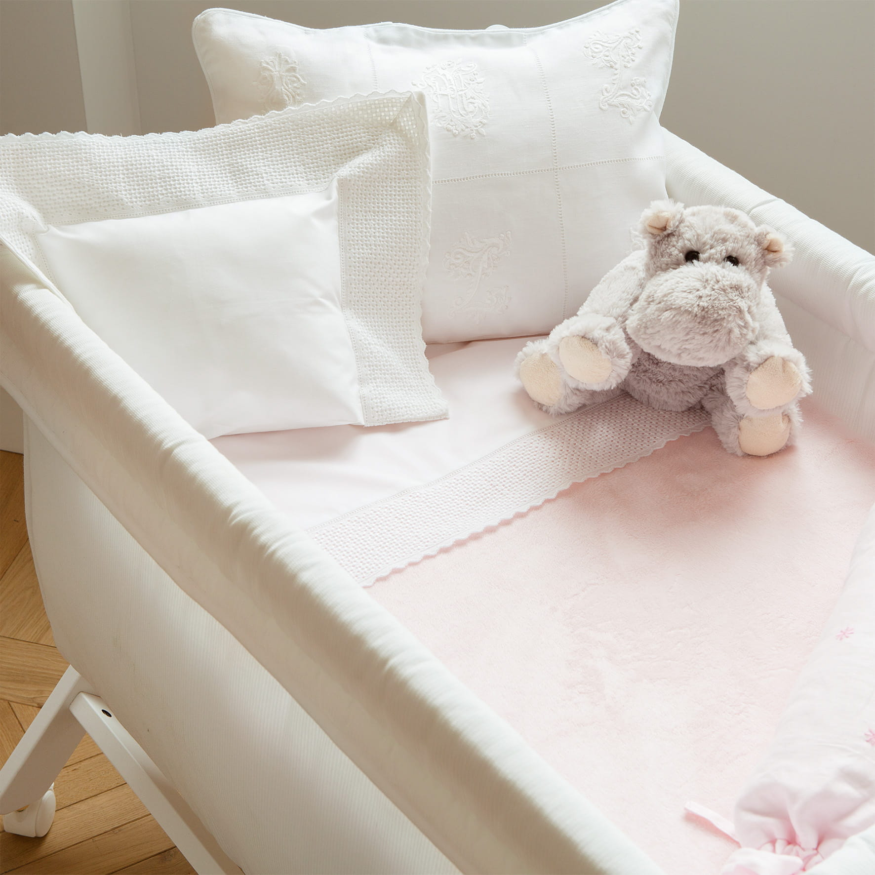 Mini berceau de zara home - Tour de lit bebe zara home ...