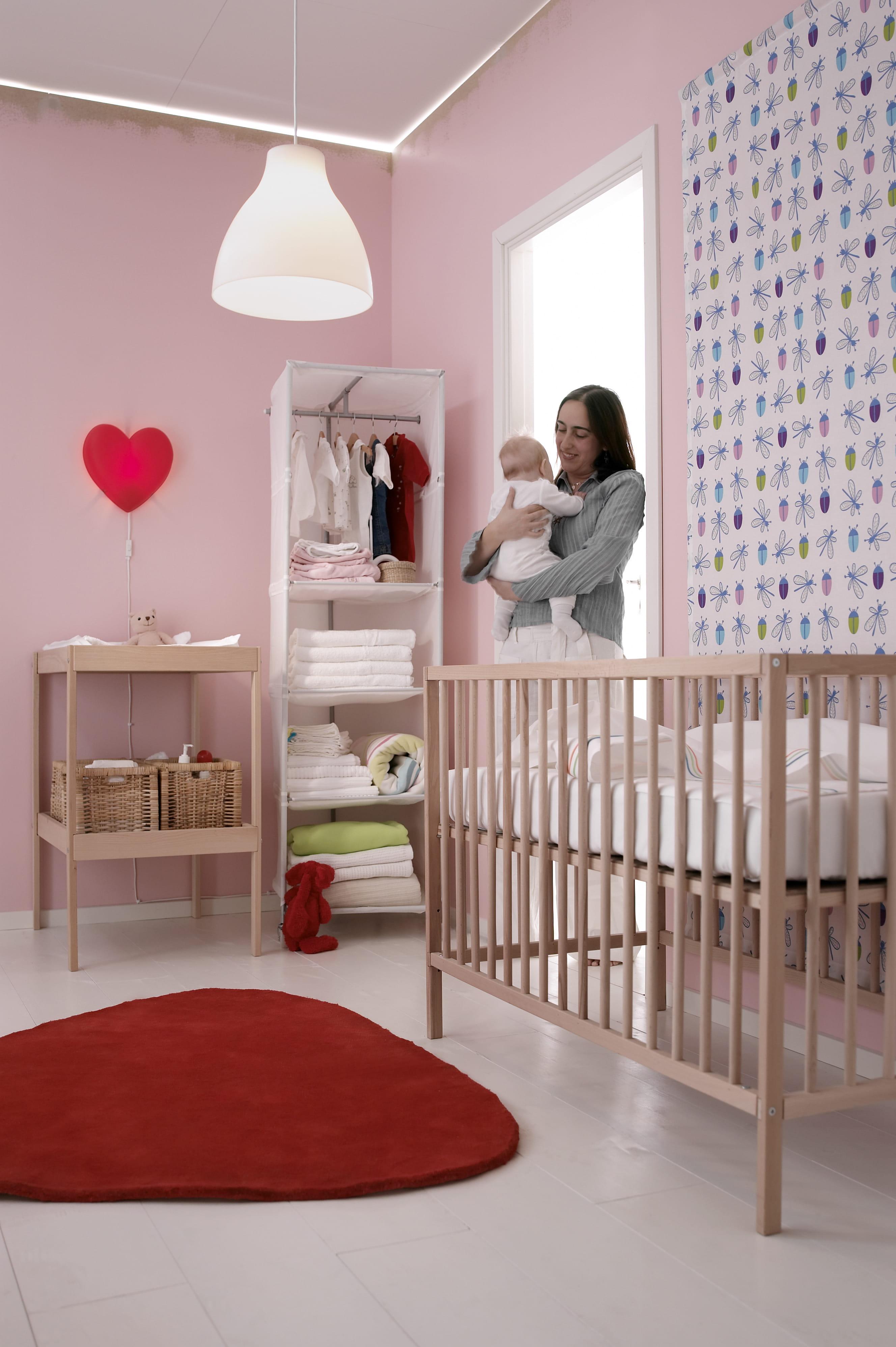 Style De Chambre Pour Garcon : Lit de bébé Gulliver dIKEA © IKEA
